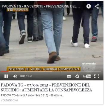 Padova TG - 7 settembre 2015