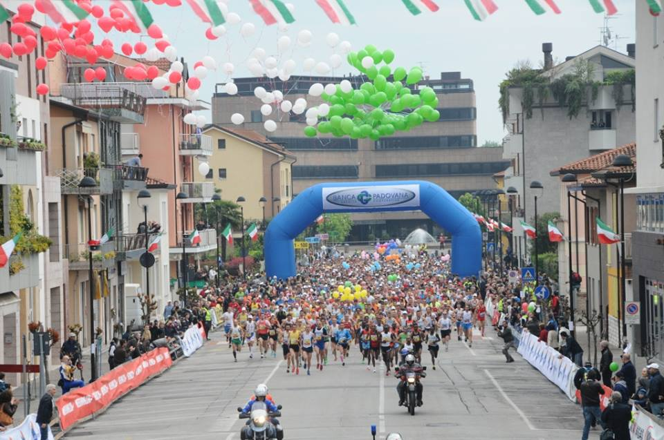 Maratona di S.Antonio 2016